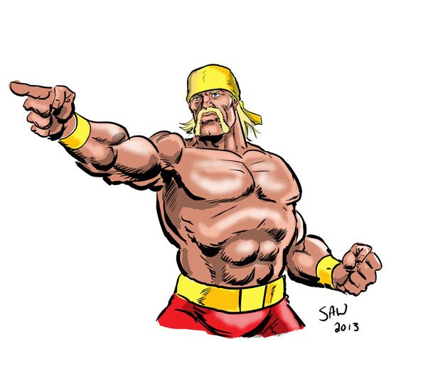 595x523 The Hulkster Celebrities Phreek Hulk Hogan Hulk Hogan