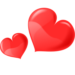 250x250 Heart Clipart Free Clip Art Of Hearts Clipart Clipart