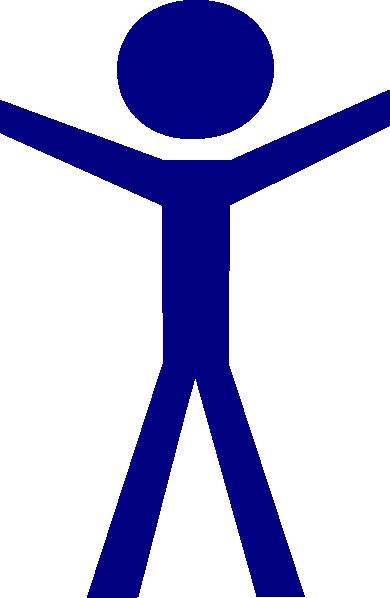 390x598 Human Figure Clipart Human Figure Hands Open Clip Art