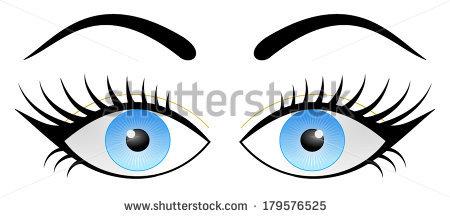 450x217 Human Eye Clip Art 1386 0904 3008