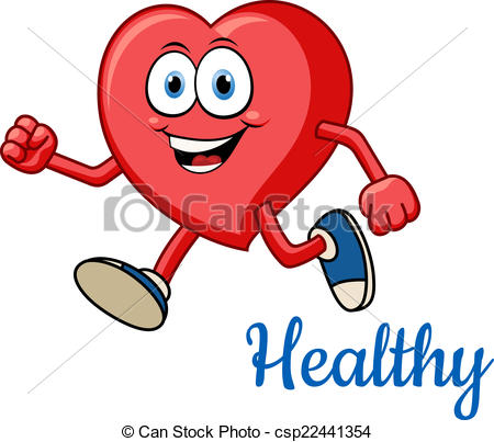 450x403 Healthy Heart Pictures Clip Art Running Healthy Red Heart