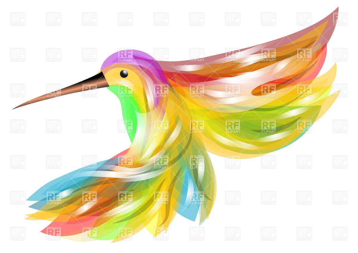 1200x849 Hummingbird Royalty Free Vector Clip Art Image
