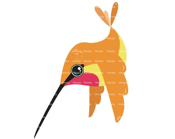 570x453 Hummingbird Clip Art