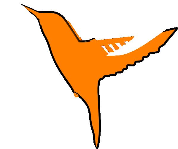 600x505 Hummingbird Clip Art