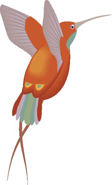 360x594 Hummingbird Free To Use Clipart