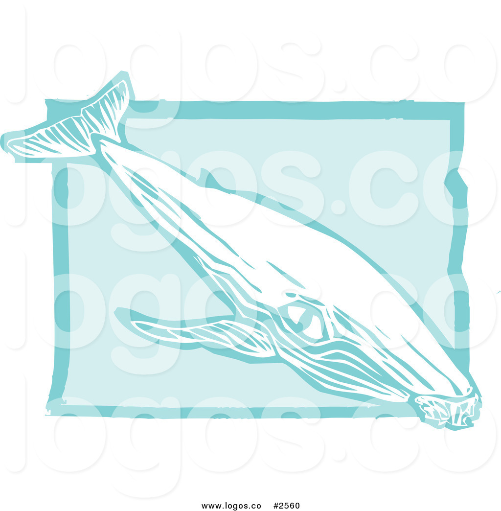 1024x1044 Royalty Free Blue Design Of A Humpback Whale Logo By Xunantunich