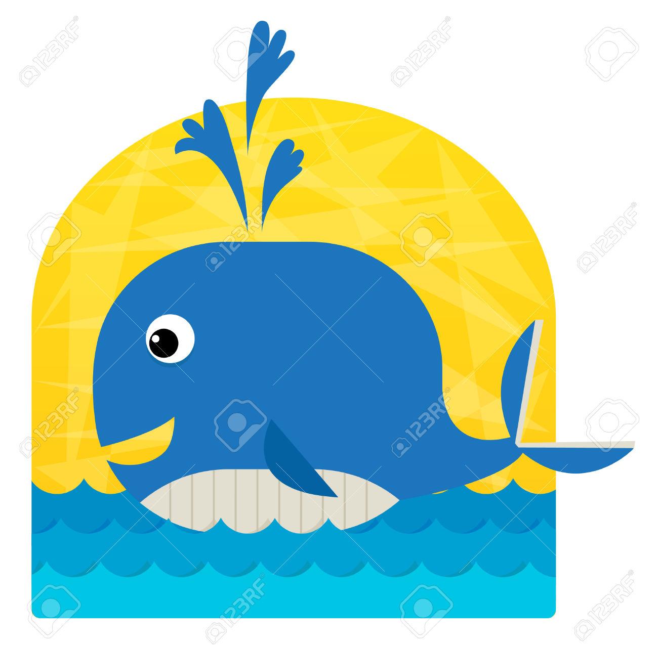 1300x1275 Whale Clip Art