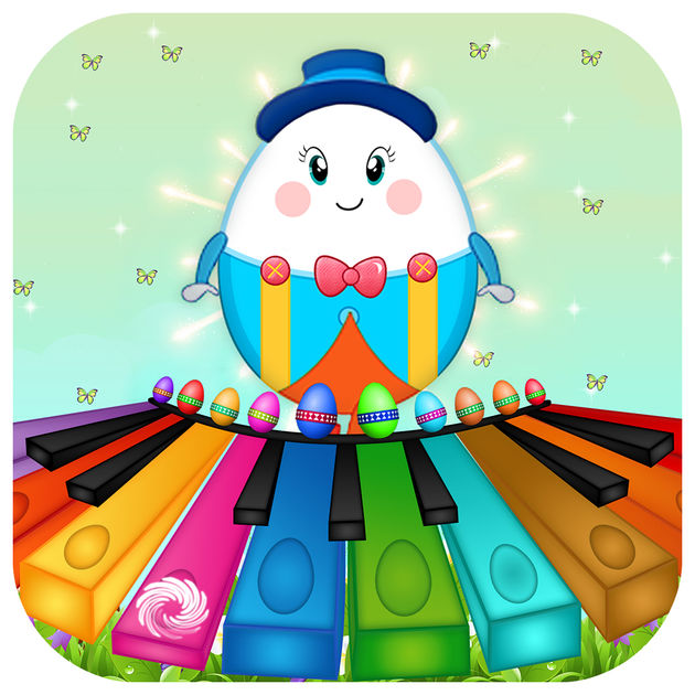 630x630 Humpty Dumpty Musical Baby Piano For Kids On The App Store