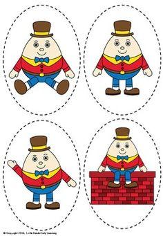 236x341 Humpty Dumpty Nursery Rhyme