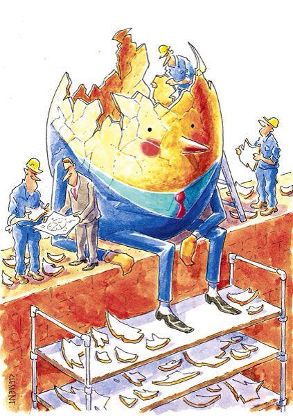 423x600 Humpty Dumpty Under Repair Drawing Art Humpty Dumpty