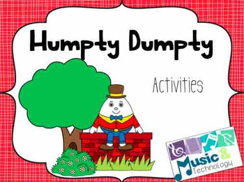 350x261 Rhyming Activities For Humpty Dumpty Teaching Resources Teachers