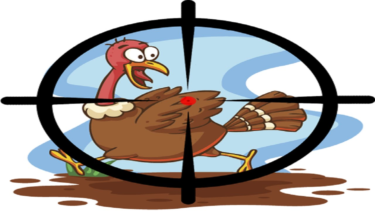 1280x720 Collection Of Turkey Hunt Clipart High Quality, Free