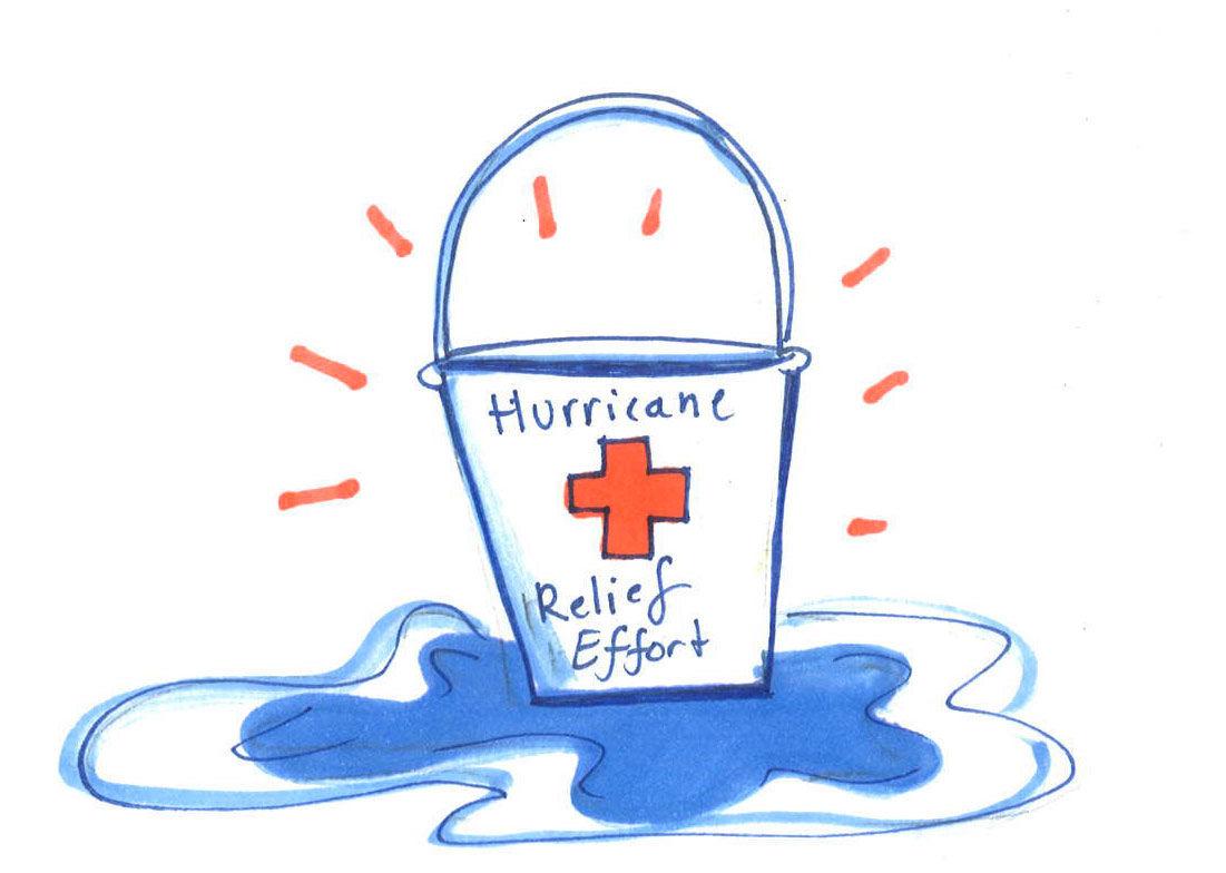 1101x784 Husker Teams Help Hurricane Harvey Victims Through Donations