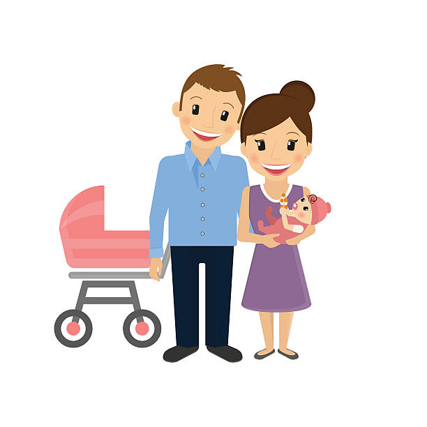 Husband And Wife Clipart