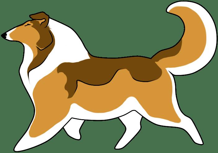 702x494 Alaska Husky Dog Clip Art