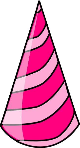 324x593 Hut Clipart Pink Party
