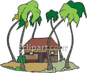 300x253 Little Hut In The Palm Trees