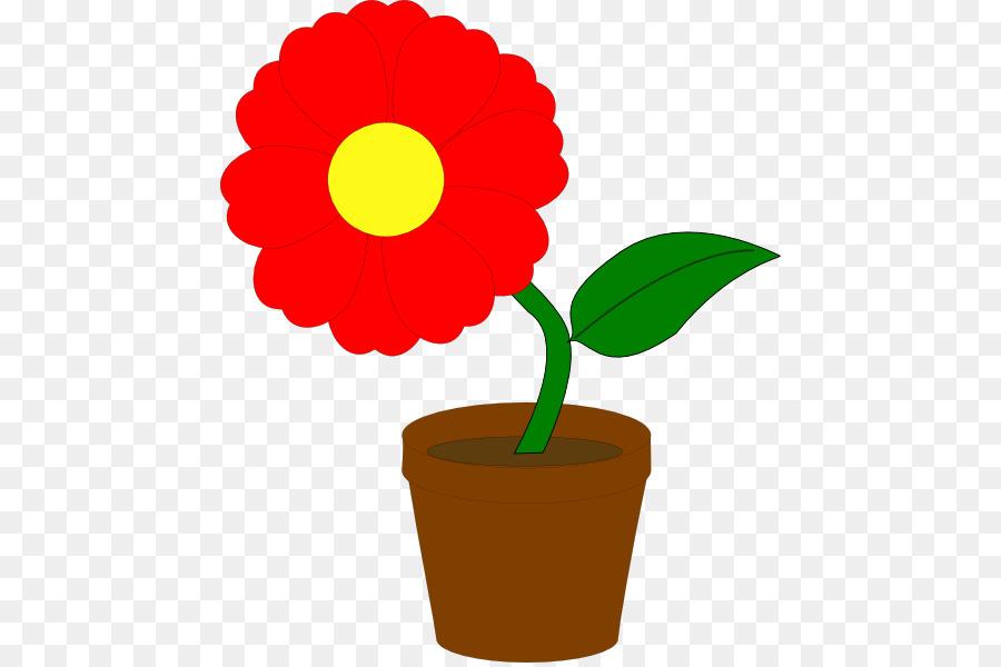 900x600 Flowerpot Houseplant Clip Art