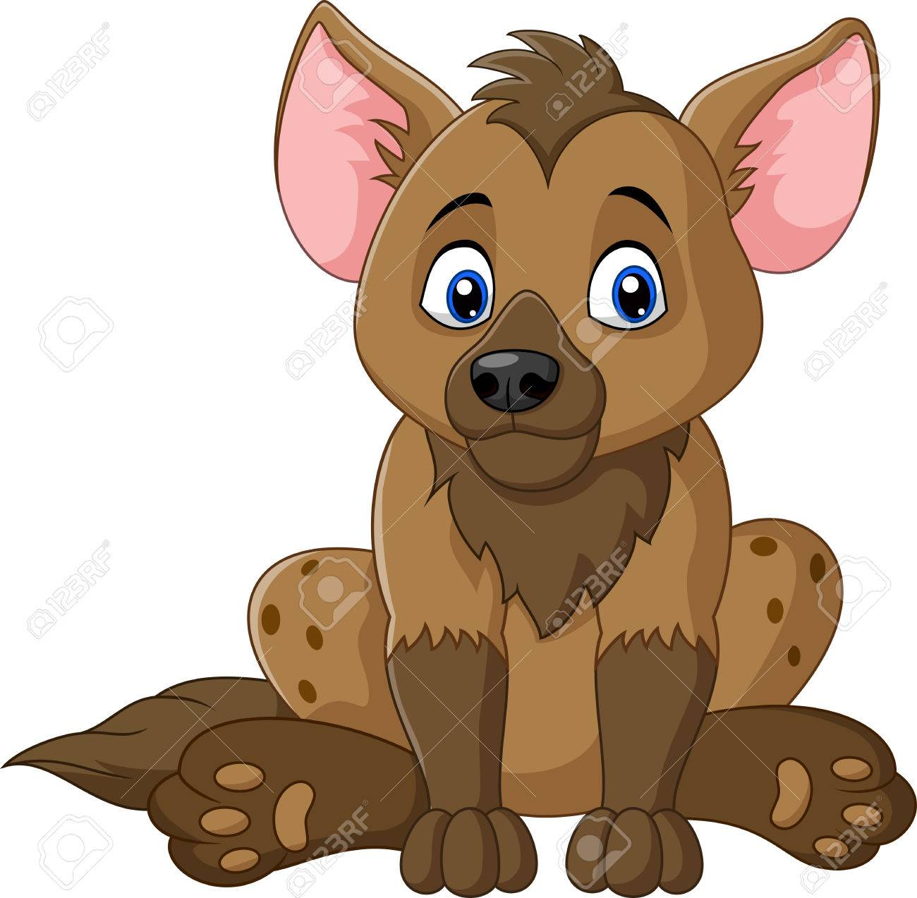 1300x1273 Hyena Cartoon Desktop Backgrounds