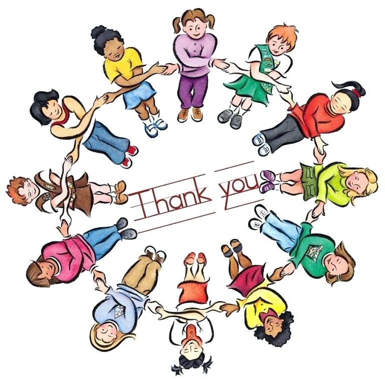 768x768 Clip Art Volunteer Funny Thank You Thank You Free Thank You