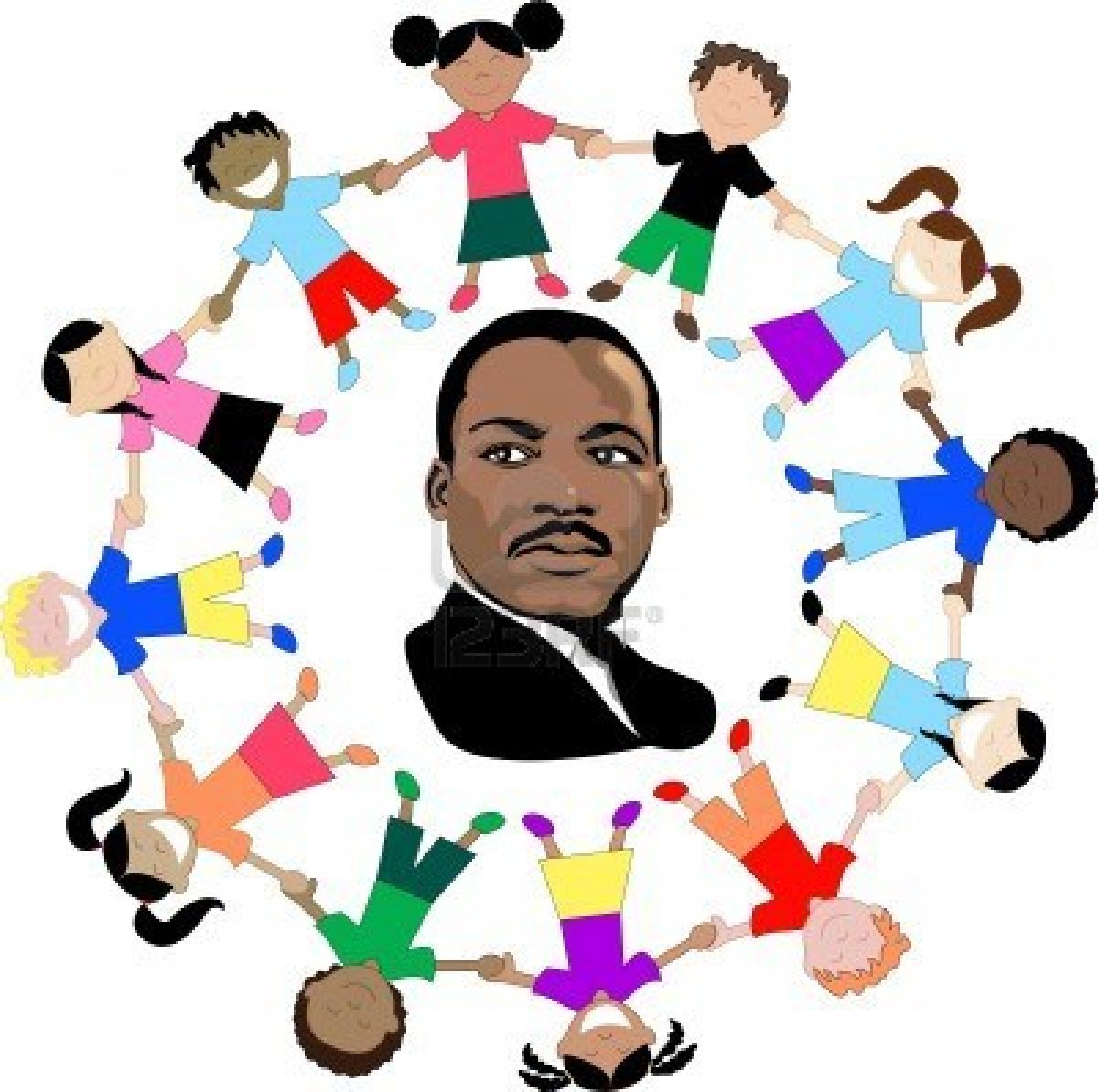 1200x1194 Collection Of Martin Luther King I Have A Dream Clipart High