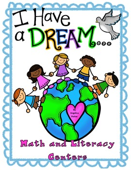 270x350 Martin Luther King Jr I Have A Dream Teaching Resources Teachers