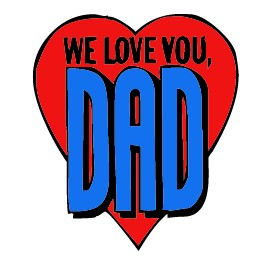 277x278 I Love You Dad Clipart Clipart Panda