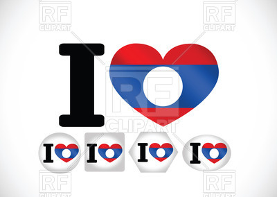 400x284 I Love Laos