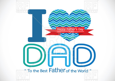 400x284 Father's Day Greeting Card