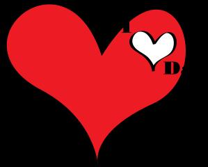 299x240 I Heart Dad 2