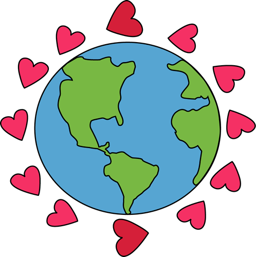 498x500 Earth Day Clip Art For Kids Clipart Panda