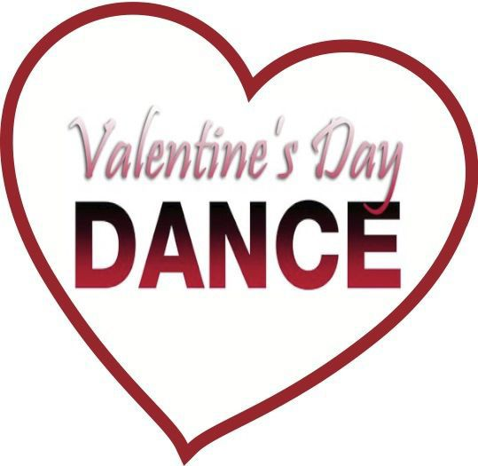 539x525 Valentine's Day Dance Upcoming, Open To Grades 3rd 8th Countywide