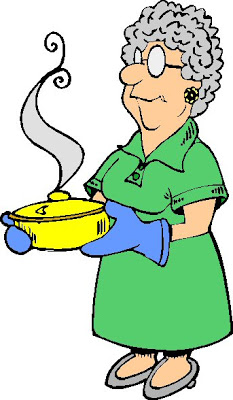 233x400 Cooking Grandma Clipart, Explore Pictures