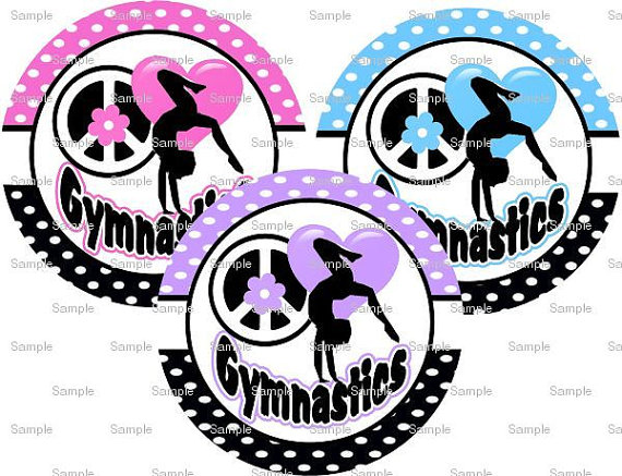 570x437 Collection Of I Love Gymnastics Clipart High Quality, Free