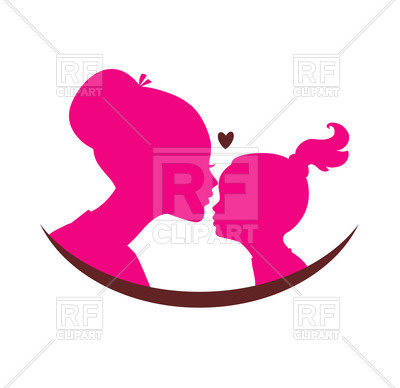400x388 Love Clip Art Mom