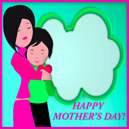 550x550 Mother's Day Borders