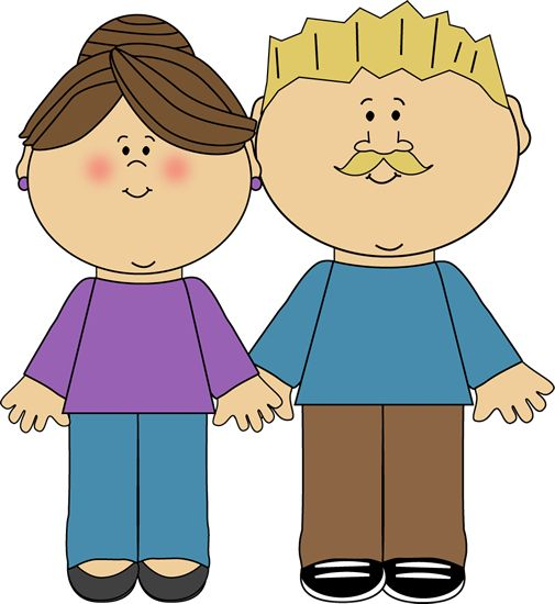 505x550 Image Of Family Clipart