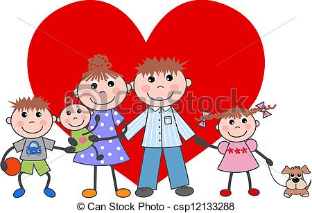 450x308 Collection Of Love Family Clipart High Quality, Free