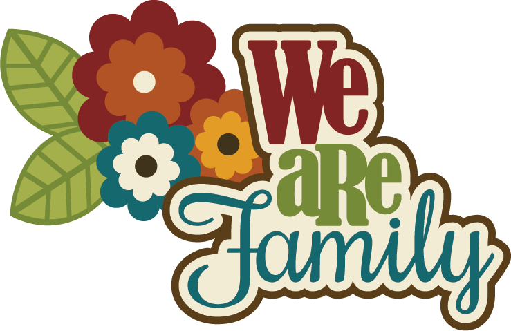 739x479 Collection Of We Are Family Clipart High Quality, Free
