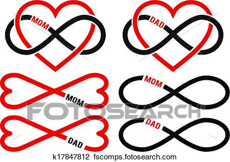 450x317 Mom And Dad Clipart