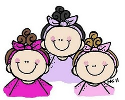 250x201 Sisters Clipart Collection
