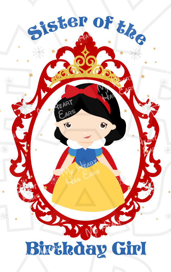 566x900 Snow White My Heart Has Ears
