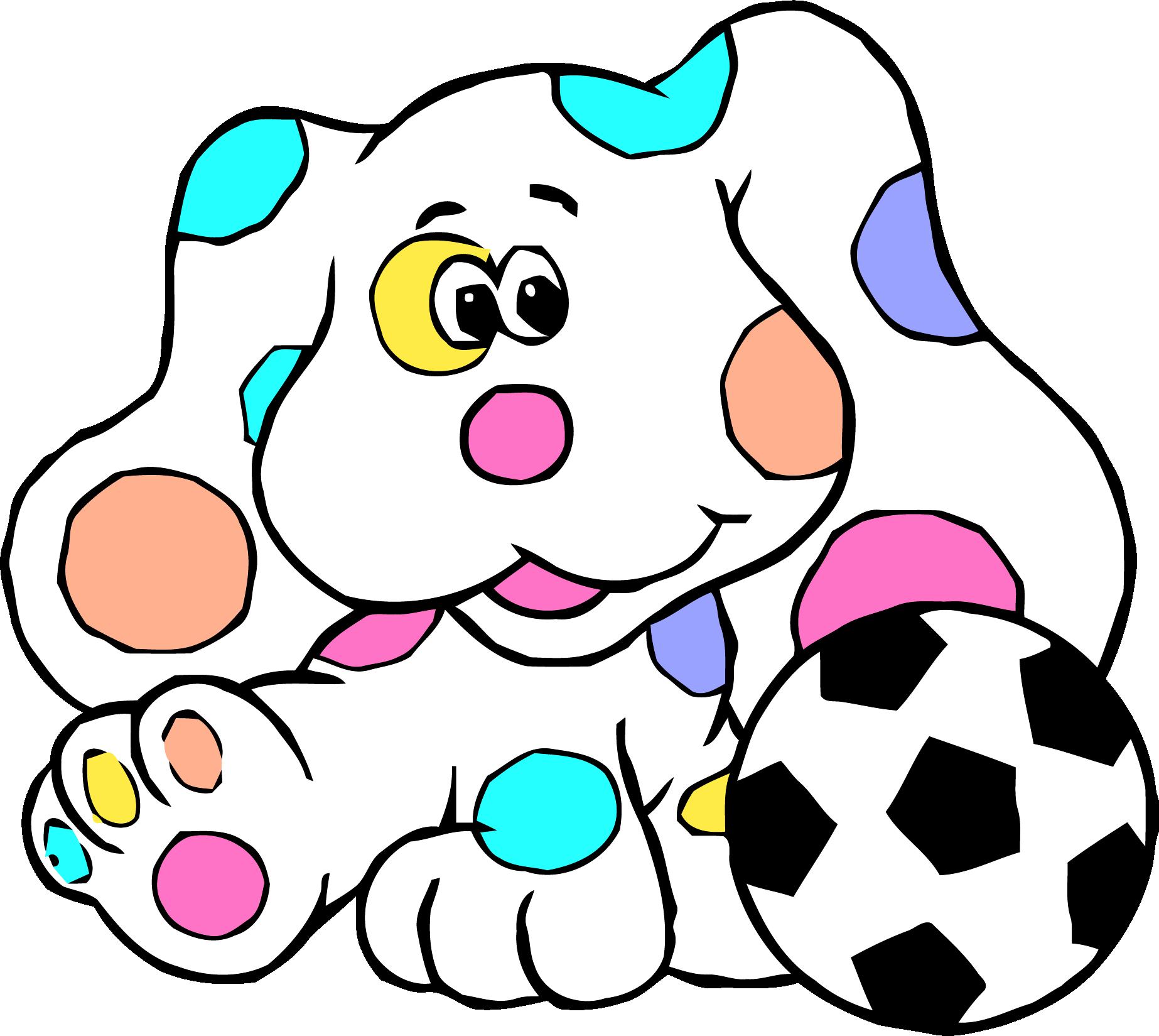 1846x1649 Blue's Clues Clip Art Soccer Ball Clipart Png