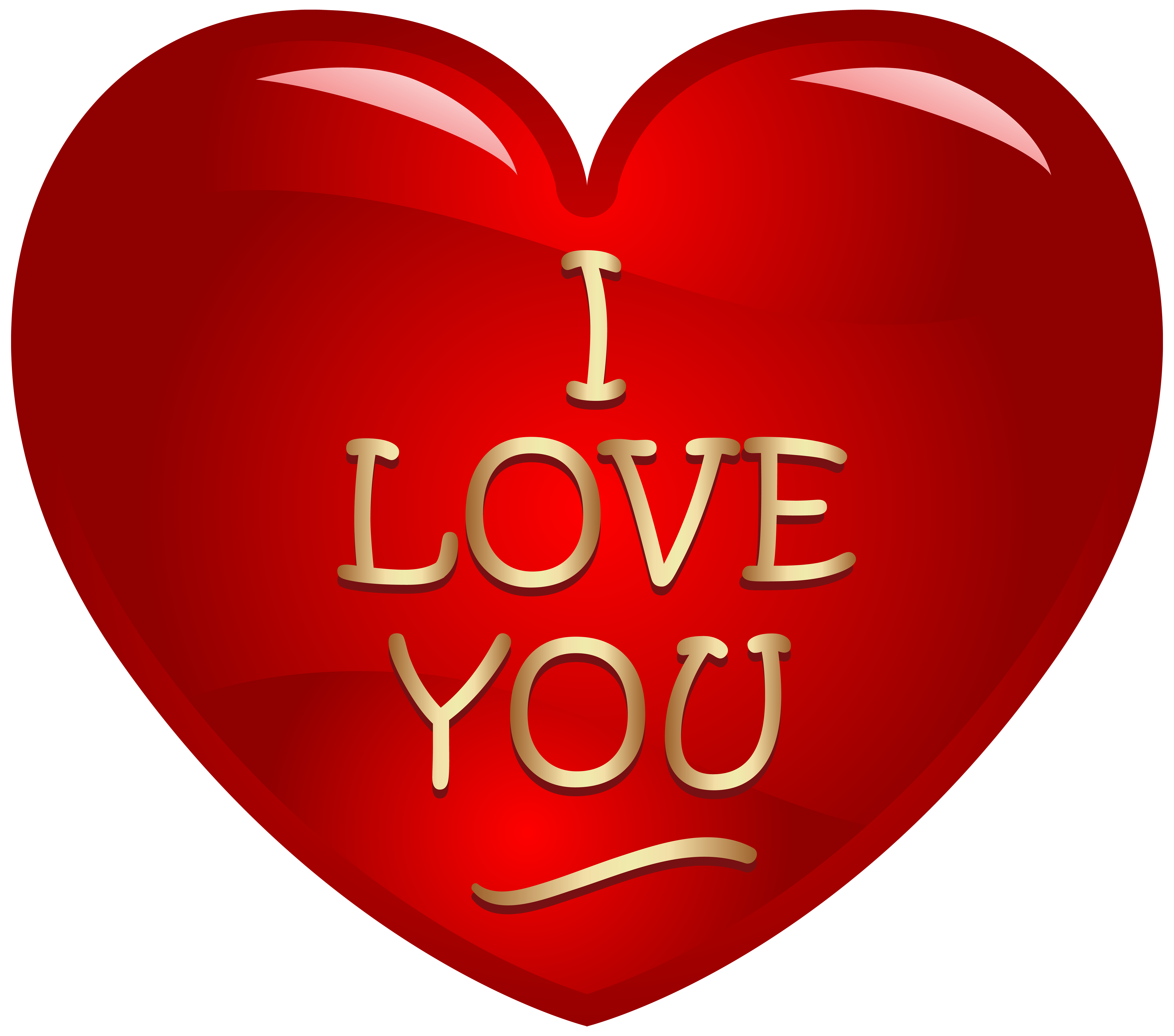 5000x4414 I Love You Heart Png Clipart Imageu200b Gallery Yopriceville