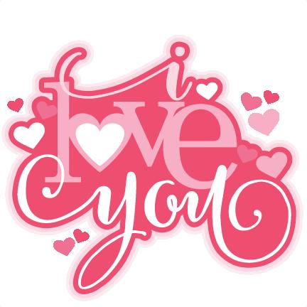 432x432 I Love You Clipart 7 Nice Clip Art