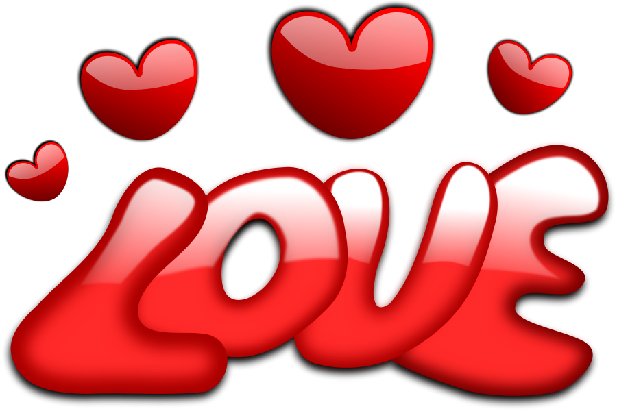 900x600 Love Clip Art About Moon And Stars Free Clipart