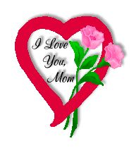 190x210 Happy Mother's Day Clip Art Mother's Day Clipart Card Front