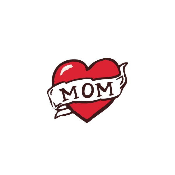 600x600 Heart Tattoos Clipart Stencil Small