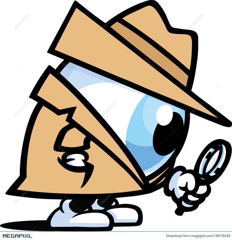 800x825 Eye Spy Illustration 18619439
