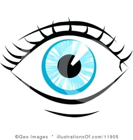 424x445 Free Clip Art Eye Eyeball Coloring Pages Two Eyes Coloring Page